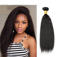 Quality 10-30 Inch Deep Wave Human Hair Weave , 9A Grade Deep Body Wave Peruvian Hair  wholesale