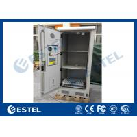 Quality Weatherproof Battery Outdoor Electronics Cabinet Anti Corrosion Coating wholesale