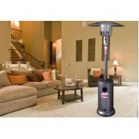 Quality Garden Treasures Mushroom Gas Heater , 46000 BTU Mocha Outside Space Heater wholesale