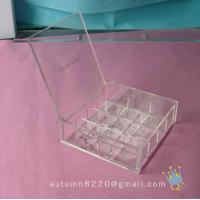 Quality BO (137)clear acrylic watch display case wholesale