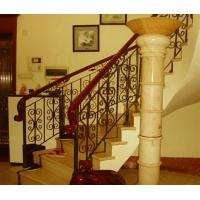 Quality Customized interior staircase wrought iron balusters wholesale