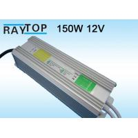 Quality 150W Waterproof LED Power Supply 12V FCC Part 15 CE RoHS wholesale