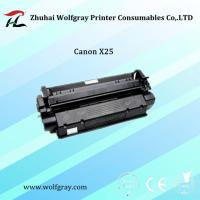 China Compatible for Canon X25 toner cartridge on sale