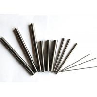 Quality Wood Drilling Use Tungsten Carbide Drill Blanks , Dia 6 / 8mm Cemented Carbide Rods wholesale