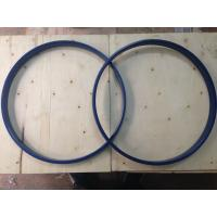 Quality IX Groove ring joint gaskets PTFE coating wholesale