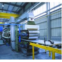 Quality 350 Mpa Plate Strength Sandwich Panel Equipment For Steel Construction wholesale