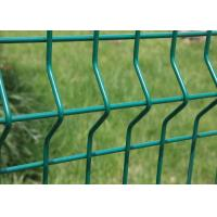 Buy cheap Electric Galvanized Wire Mesh Fencing from wholesalers