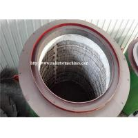 China 80KW Electric Heat Treat Wire Annealing Furnace 1000x1800mm 2 Control Zones on sale