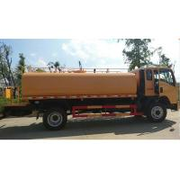 China 10-15 Ton Water Tank Truck HOWO 10000 - 12000 Liter Water Truck on sale