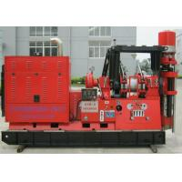 Cheap High Performace Core Drilling Rig , Mechanical Rotary Drilling Rig XYB-4 for sale