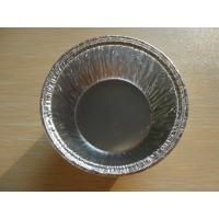Quality Thailand Airlines Aluminum Foil cups / Brownies Round foil baking trays wholesale
