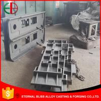 Quality Foundry Customized High Quality Ductile Cast Iron Components QT500-7 EB16058 wholesale