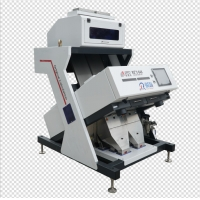China CCD Camera 1.5T/H 1.1KW Cereals Grain Sorting Machine on sale