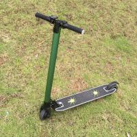 China Adult mini kick Foldable Electric Scooter with strong construction on sale