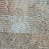 China Pink And White Marble Thin Stone Veneer Panels For Walls Or Barbeque Areas on sale