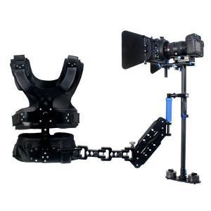 Quality Camera Steadycam Stabilizer Kit Vest +Single arm Steadicam+Handheld stabilizer wholesale