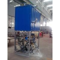 Quality Industrial Hot Oil Electric Thermal Oil Boiler 30kw , High Heat Efficient wholesale
