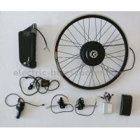 Electric Bike Kits 350W Hub Motor 36V 10.4Ah Lithium Battery 800 Times