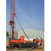 Cheap Jet Grouting Drilling Rig Exploration Drilling , Crawler Drilling Rigs for sale