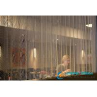 """Cheap Spiral Mesh Curtain """"S"""" Type Mostly With Stainless Steel and Aluminum for sale"""