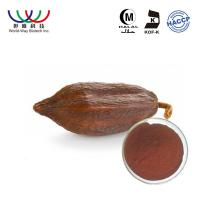Quality Weight Loss Pure Plant Extract , Polyphenols Cocoa Bean Extract Powder wholesale