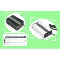 China Li - Ion 24V Smart Battery Charger 5A , Intelligent Battery Charger With XLR Output Connector on sale
