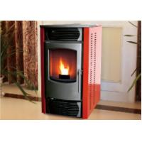 Quality Multi Function High Efficiency Pellet Stove Without Electricity Mechanical Control wholesale