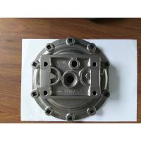 China CF8M Stainless Steel Casting Parts soluble wax investment casting cap on sale