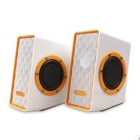 Quality USB Subwoofer Multimedia Computer Speakers , Cool PC 2.0 Channel Speakers wholesale