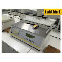 Quality Computer Controlled Coefficient of Friction Testing Equipment For Plastic Films MXD-02 wholesale