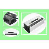 China Intelligent 108V 18A High Voltage Battery Charger , Lithium Battery Charger With 4 Stages on sale