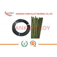 Cheap Diameter 0.1 Mm - 6mm Thermocouple Wire / rod k type T type J type E type for sale
