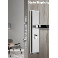 Quality Anti Theft Semiconductor Fingerprint Door Lock Stainless Steel Material Made wholesale