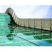 Buy cheap Safety Glass fencing Tempered Laminated Glass for pool fence glass railing from wholesalers