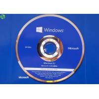 Quality English Version Microsoft OEM Product DVD Disk , Win 10 Pro License With COA License wholesale