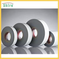 China PE Adhesive Protective Film Roll Clear PE Adhesive Protection Tape Roll on sale