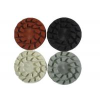 Quality Floor Buffer Concrete Sanding Pads / Floor Polishing Discs For Abrasive Coarse Surface wholesale
