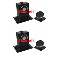Quality Floor Mounted 12VDC Electromagnetic Door Holder 60kgs 130lbs Holding Force wholesale