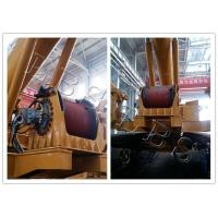 Quality Heavy Duty Tower Hoist Winch Construction Site Pulling Winch With Lebus Grooved Drum wholesale
