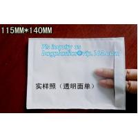 China TNT DHL shipping packing list document envelopes, packing list padded envelope, tamper proof express use plastic packing on sale