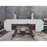 Quality Large size diesel wood band saw mills timber cutting machine for sale wholesale