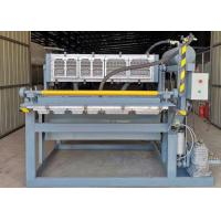 Quality Small Semi Automatic Egg Tray Machine Easy Operated Low Consumption wholesale