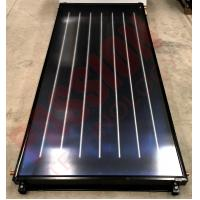China Blue Coating Flat Plate Solar Collector EPDM Insulation Solar Pool Heating Project on sale