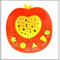 China islamic kids'toys apple learning Holy quran machine preschool educational toys on sale