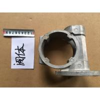 Quality Precise Machining Valve Parts Casting , Valve Assembly Parts Textured Surface wholesale