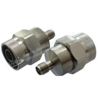 Buy cheap N male plug To RP-SMA Female RF connector Adapter  for 2.4GHz WIFI antenna;Made In China from wholesalers