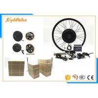 Quality High Speed Electric Motorized Bicycle Kit With Down Tube Battery wholesale