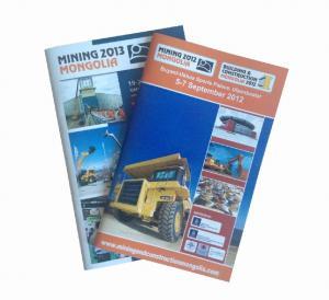 Quality elegant book print, saddle stitching book printing, machinery book printing, company catalog printing wholesale