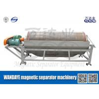 Quality Permanent Half Counter -- Current Water Concentration Drum Magnetic Separator wholesale