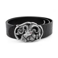 China Classic Metal Fashion Accessories Zinc Alloy Decorative Belt Buckles For Men on sale